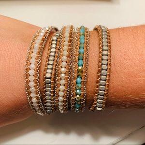 NWOT Wrap Bracelet